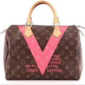🔥TODAY FLASH SALE 🔥speedy 30 V Louis Vuitton